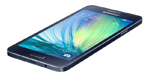 Samsung Galaxy A3 display